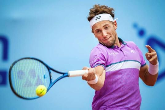 Djokovic sigue al frente de la clasificación ATP, Ruud se acerca a Federer